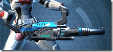 Resurrected Assault Cannon - Right