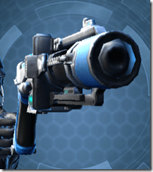 Resurrected Blaster Pistol - Front