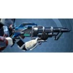 Resurrected Combat Tech / Supercommando Blaster Rifle*