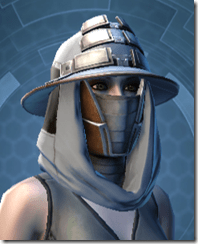 Resurrected Consular Female Headgear