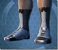 Resurrected Consular Male Boots