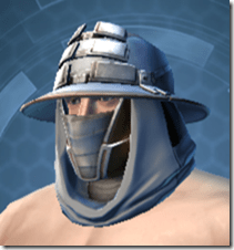 Resurrected Consular Male Headgear