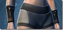 Resurrected Hunter Female Bracers
