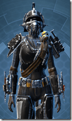 Resurrected Hunter - Female Close