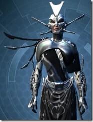 Resurrected Inquisitor - Female Close