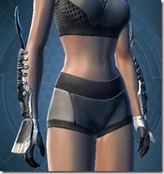 Resurrected Inquisitor Female Gloves