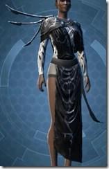 Resurrected Inquisitor Female Vestments