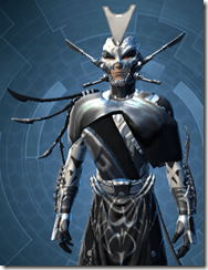 Resurrected Inquisitor - Male Close