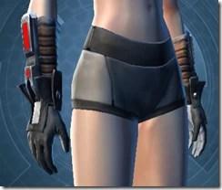 Resurrected Smuggler Pub Female Gloves
