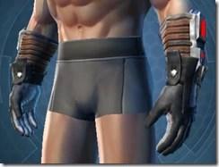 Resurrected Smuggler Pub Male Gloves