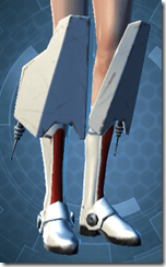 Resurrected Trooper Female Boots