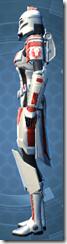 Resurrected Trooper - Female Left