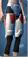 Resurrected Trooper Female Legplates