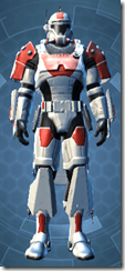 Resurrected Trooper - Male Front