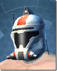 Resurrected Trooper Male Helmet