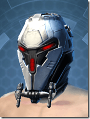 Resurrected Warrior Male Headgear