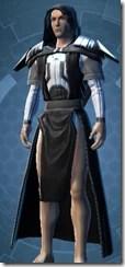 Resurrected Warrior Male Vest