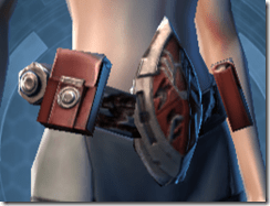 Revan Reborn Female Belt