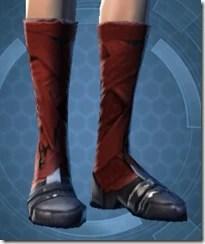 Revan Reborn Female Boots