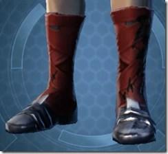 Revan Reborn Male Boots
