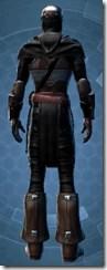 Revanite Agent Imp - Male Back