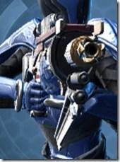 Revanite Blaster Rifle - Front