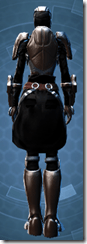 Revanite Hunter - Female Back