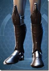 Revanite Hunter Male Boots