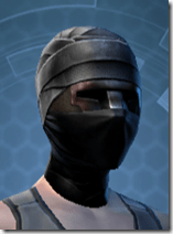 Revanite Inquisitor Female Headgear