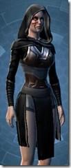 Revanite Inquisitor Female Vestments