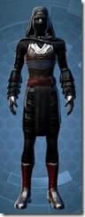 Revanite Inquisitor - Male Front