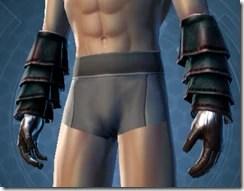 Revanite Inquisitor Male Glvoes