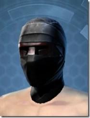 Revanite Inquisitor Male Headgear