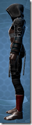 Revanite Inquisitor - Male Left