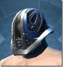 Revanite Knight Male Headgear