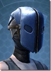 Revanite Smuggler Female Headgear