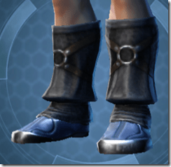 Revanite Smuggler Male Boots