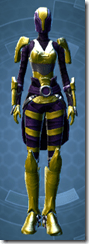 Revanite Trooper Dyed