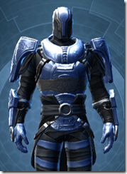 Revanite Trooper - Male Close