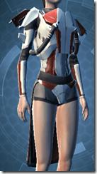 Shield Warden Female Body Armor