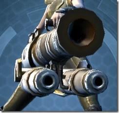 Sky Ridge Assault Cannon - Front