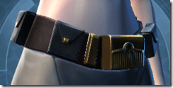 Sky Ridge Smuggler Female Belt