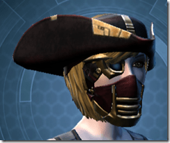 Sky Ridge Smuggler Female Headgear