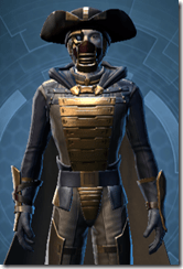 Sky Ridge Smuggler - Male Close