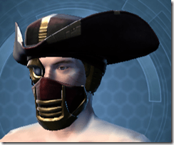 Sky Ridge Smuggler Male Headgear