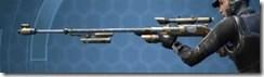 Sky Ridge Sniper Rifle - Left