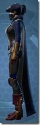 Sky Ridge Warrior - Female Left