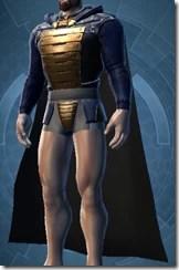 Sky Ridge Warrior Male Chestguard