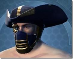Sky Ridge Warrior Male Headgear