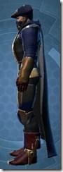 Sky Ridge Warrior - Male Left